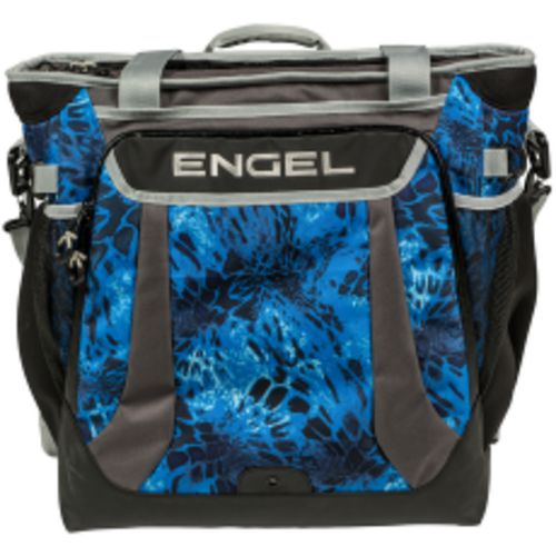 Camo Soft Cooler ~ Engel soft sided camo backpack cooler academy