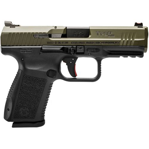 Century TP9SF Elite 9mm Luger Pistol