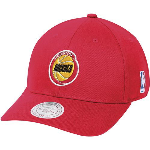 Mitchell & Ness Men's Houston Rockets Flex 110 Low Pro Cap