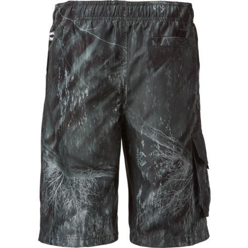 O'Rageous Boys' Realtree E-boardshort - view number 1