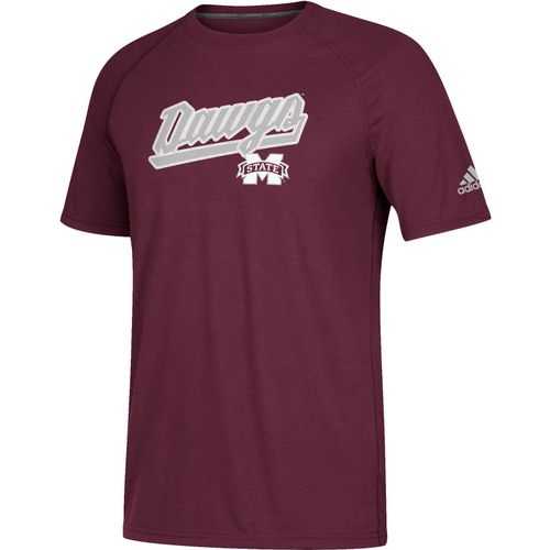 adidas Men's Mississippi State University Ultimate Trustitch T-shirt