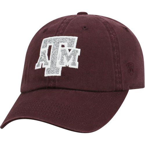 Top of the World Women's Texas A&M University Razzle Cap
