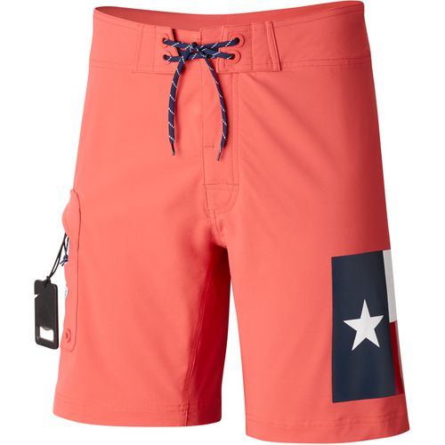 Columbia Sportswear Men's PFG Fish Series Board Shorts