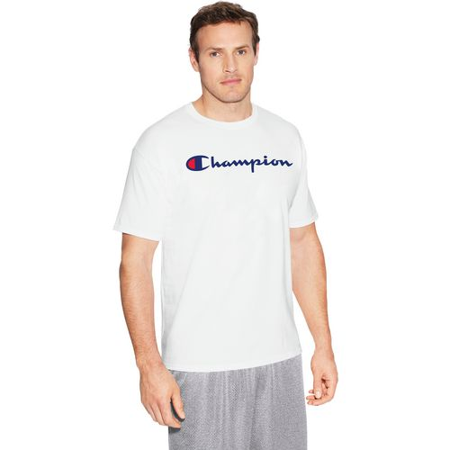 Champion Men's Graphic Jersey T-shirt