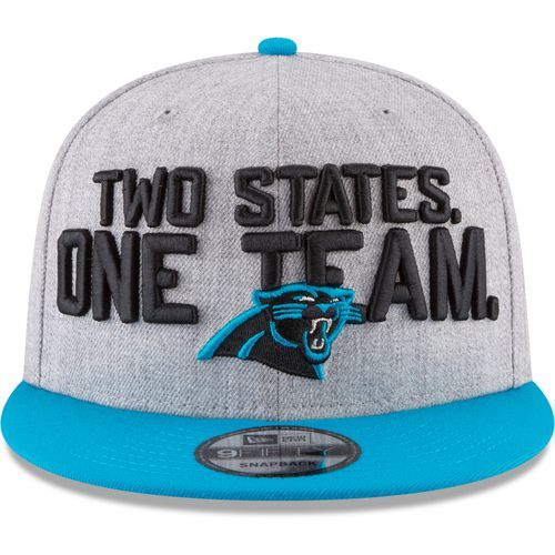 New Era Carolina Panthers 2018 NFL Draft On-Stage 9Fifty Cap