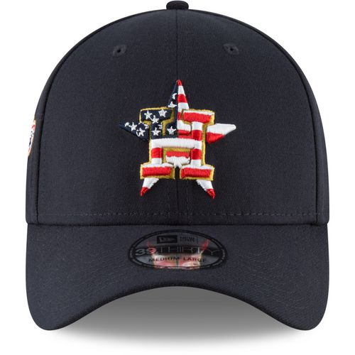 New Era Men's Houston Astros July 4th 39THIRTY Onfield Cap
