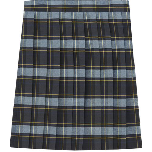 French Toast Girls' Plaid Pleated Uniform Skirt