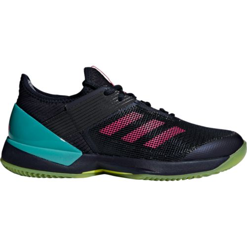 adidas Women's adizero Ubersonic 3.0 Clay Tennis Shoes - view number 3