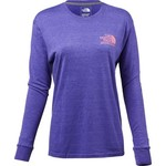The North Face Women's Mountain Lifestyle Tri-Blend Long Sleeve T-shirt - view number 1