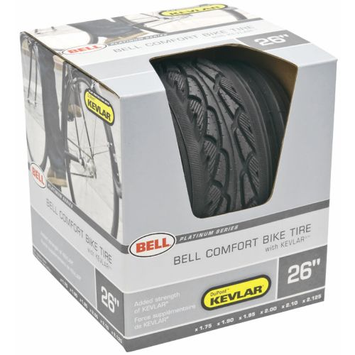 "Display product reviews for Bell 26"" Comfort Bike Tire™"