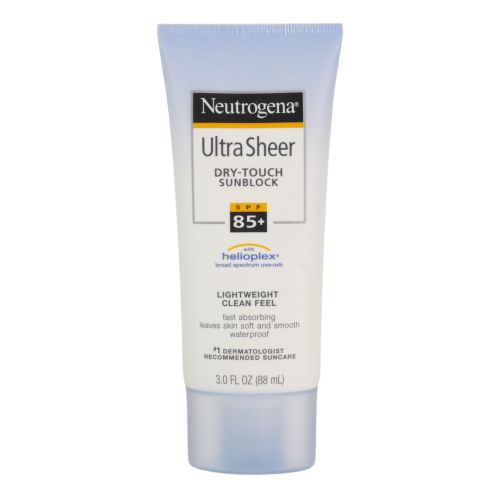 Neutrogena 3 oz. Ultra Sheer Dry-Touch SPF 85+