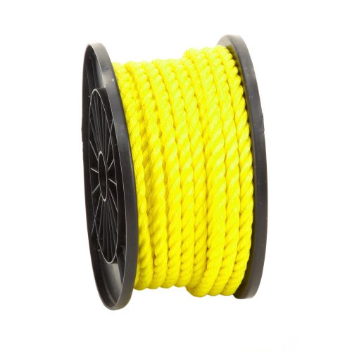 Marine Raider 1/2 in x 100 ft Twisted Polypropylene Utility Line