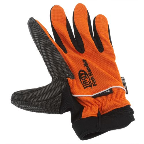 Image for Lindy Adults' Right-handed Fish Handling Glove from Academy
