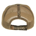 Browning Adults' Breeze Mesh Back Cap - view number 2