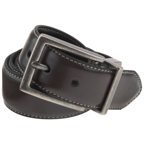 Display product reviews for Austin Trading Co. Boys' 30 mm Reversible Belt with Stitching