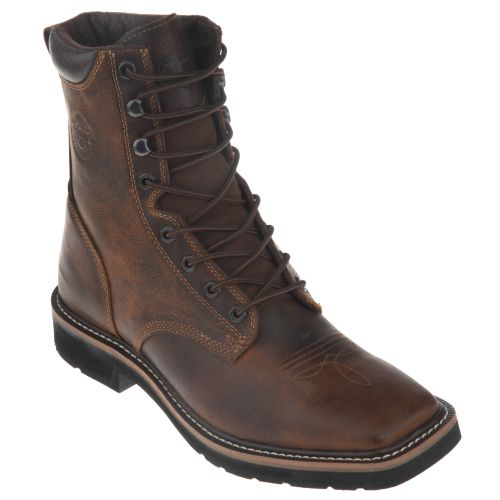 Justin Men's Stampede Gypsy Steel-Toe Work Boots - view number 2