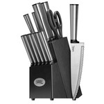 Ginsu Koden™ 14-Piece Stainless-Steel Cutlery Set