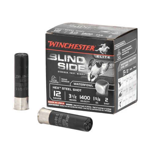 Winchester Blind Side™ 12 Gauge Waterfowl Ammunition