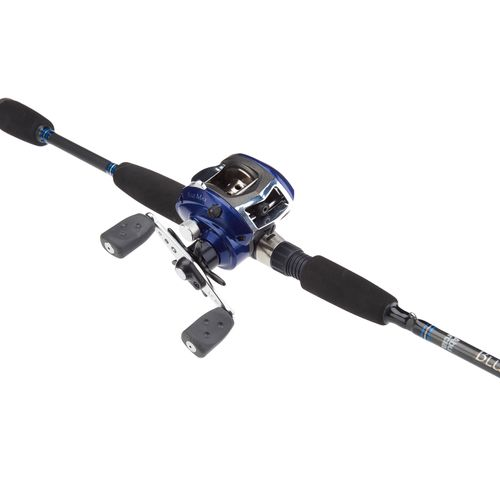 Abu garcia blue max combo fishing rods reels line for Academy fishing poles