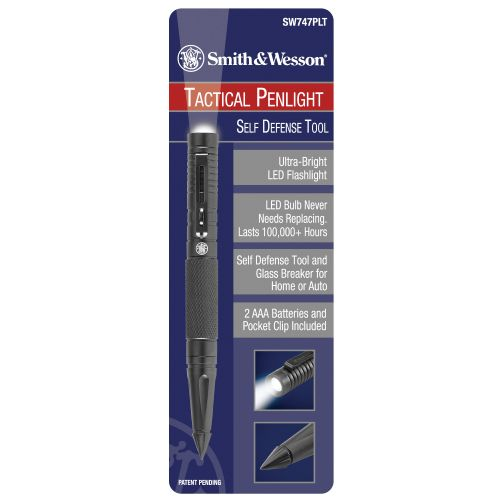 Smith & Wesson Tactical Penlight Self-Defense Glass Break Tool - view number 2