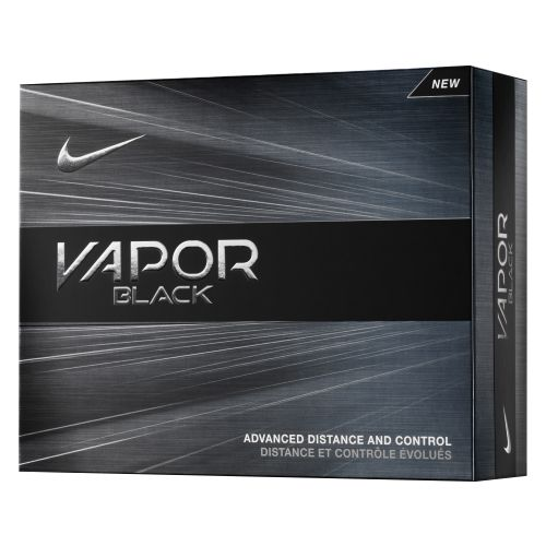 Nike Vapor Black Golf Balls 12-Pack