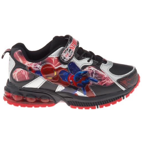 Marvel Boys' Spider-Man Athletic Lifestyle Shoes