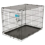 "Aspen Pet Medium Home Training 34"" Wire Kennel"