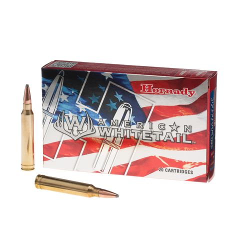 Display product reviews for Hornady InterLock® SP American Whitetail™ .300 Win Mag 150-Grain Centerfire Rifle Ammunition