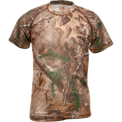 Game Winner  Youth Dura-Cool Realtree Xtra Short Sleeve Performance T-shirt