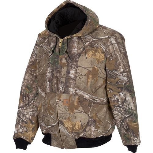 Carhartt Men s Realtree AP  Camo Active Jacket