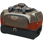 "Magellan Outdoors™ 22"" Drop-Bottom Rolling Duffel Bag"