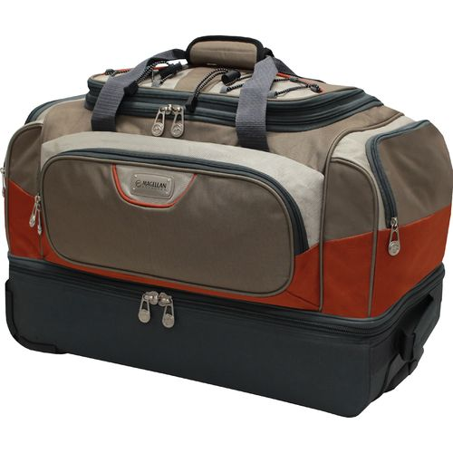 Magellan Outdoors™ 22' Drop-Bottom Rolling Duffel Bag