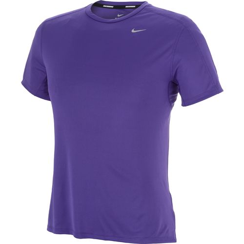 Nike Men's Relay Short Sleeve Crew Neck T-shirt