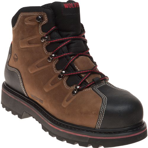 Wolverine Men's Hacksaw Peakflex Steel-Toe Boots - view number 2