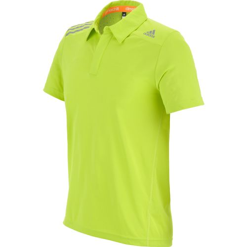 adidas Men s climachill  Short Sleeve Tennis Polo