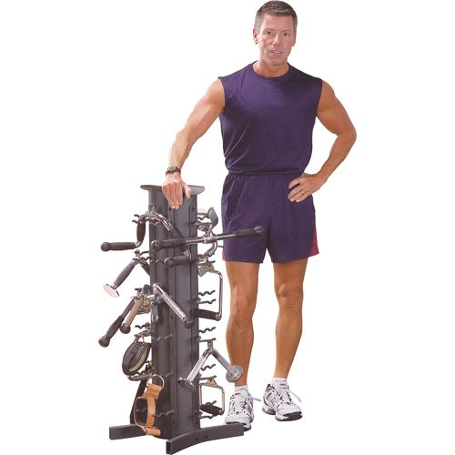 Body-Solid Accessory Storage Rack