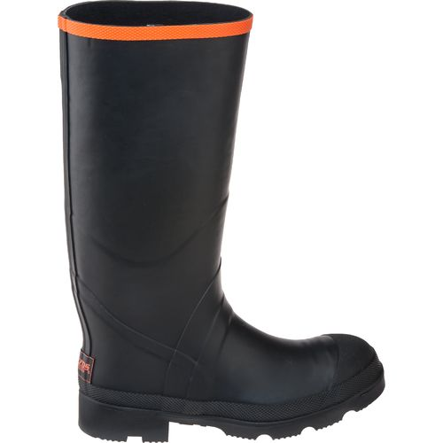 Display product reviews for Brazos Men's Midnight II ST Rubber Boots