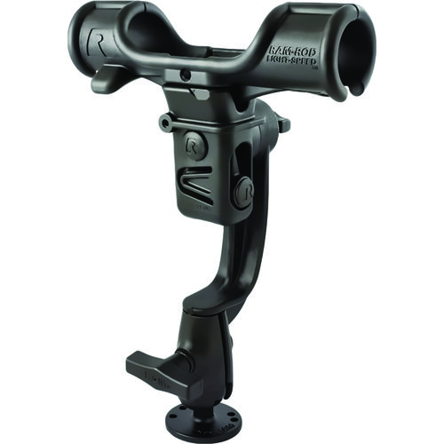 RAM RAM-ROD™ Light-Speed™ Rod Holder with RAM-ROD™ Revolution Ratchet Arm