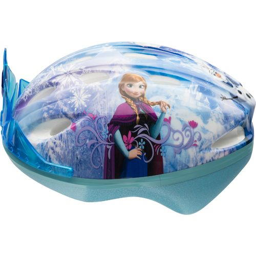Display product reviews for Disney Kids' Frozen™ Tiara 3-D Bicycle Helmet