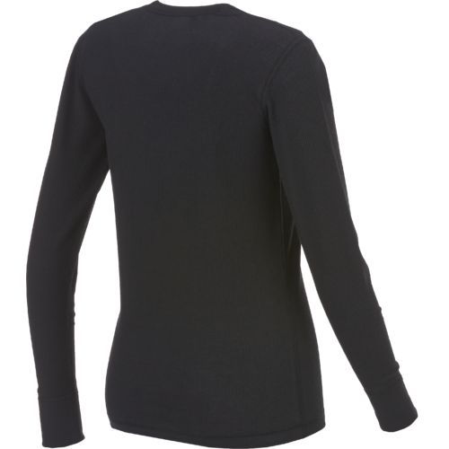 Magellan Outdoors Women's Thermal Waffle Baselayer Top - view number 2
