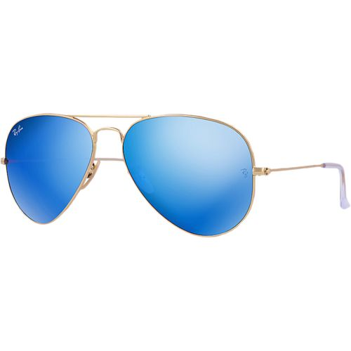 Ray-Ban Adult's Large Metal Aviator Sunglasses
