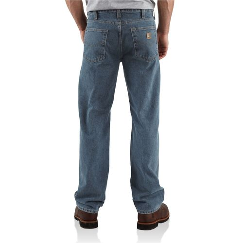 Carhartt Men's Traditional Fit Straight Leg Jean - view number 2