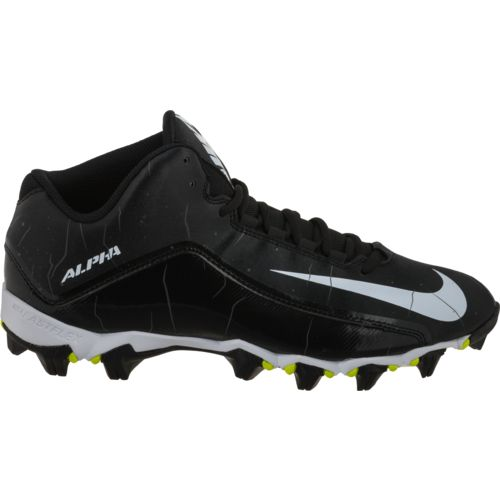 Display product reviews for Nike Men's Alpha Strike 2 3/4 Football Cleats