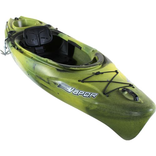 Old town vapor 10 39 angler kayak academy for Fishing kayak academy