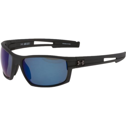 Under Armour Adults' Captain Storm Polarized Sunglasses
