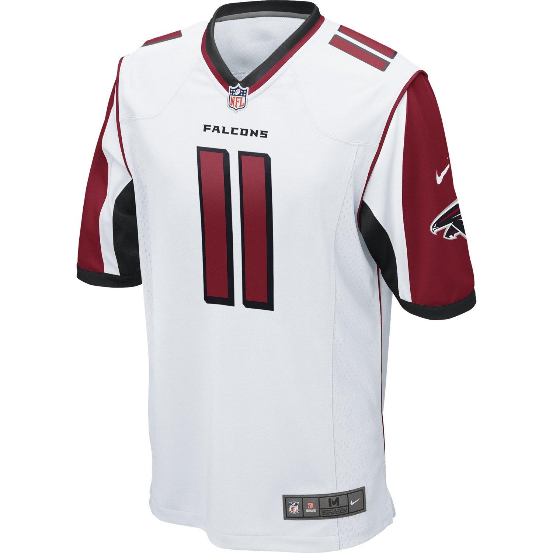 Display product reviews for Nike Men's Atlanta Falcons Julio Jones Game Jersey
