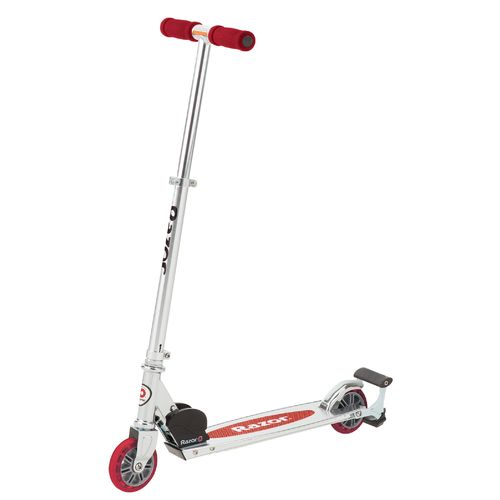 Razor® Kids' Spark Red Kick Scooter
