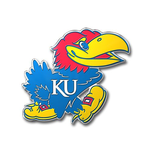 Team ProMark University of Kansas Color Emblem