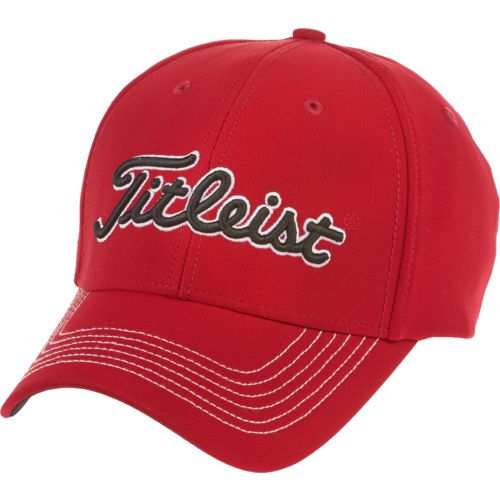 Titleist Adults' University of Arkansas Fitted Collegiate Cap