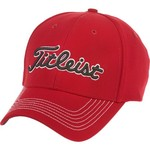 Titleist Adults' University of Arkansas Fitted Collegiate Cap - view number 1